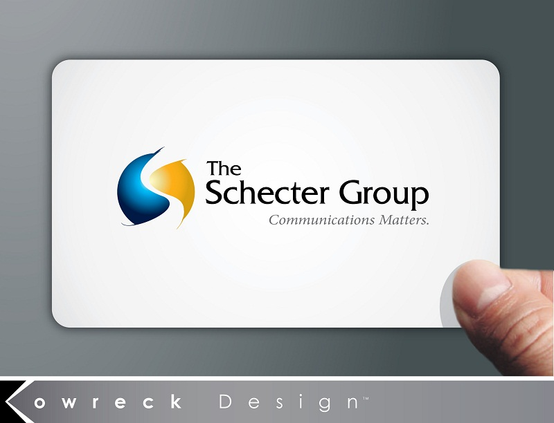 Logo Design by kowreck - Entry No. 78 in the Logo Design Contest Inspiring Logo Design for The Schecter Group.