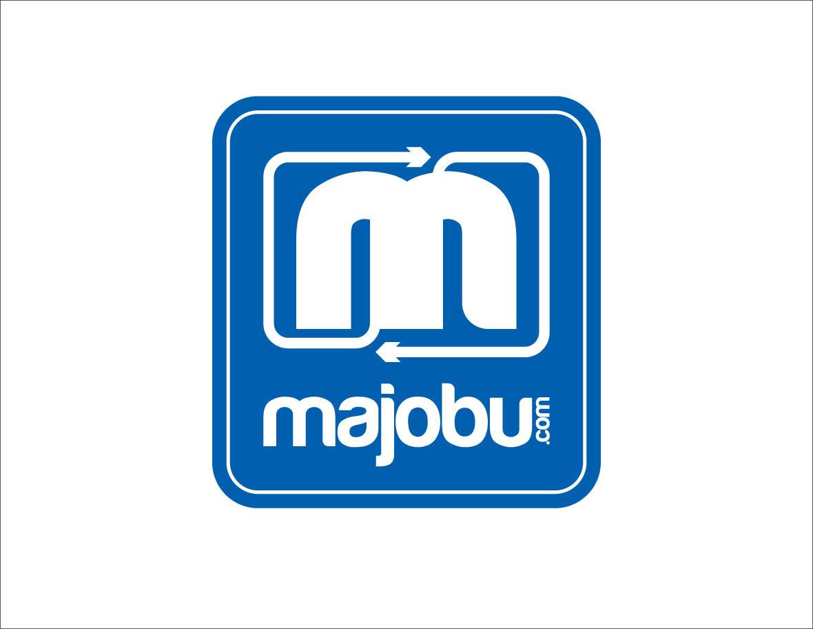 Logo Design by Private User - Entry No. 72 in the Logo Design Contest Inspiring Logo Design for Majobu.