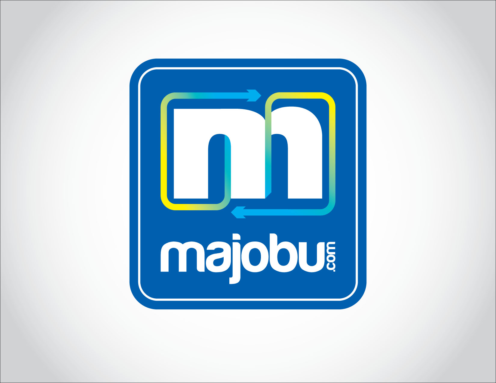 Logo Design by Private User - Entry No. 73 in the Logo Design Contest Inspiring Logo Design for Majobu.