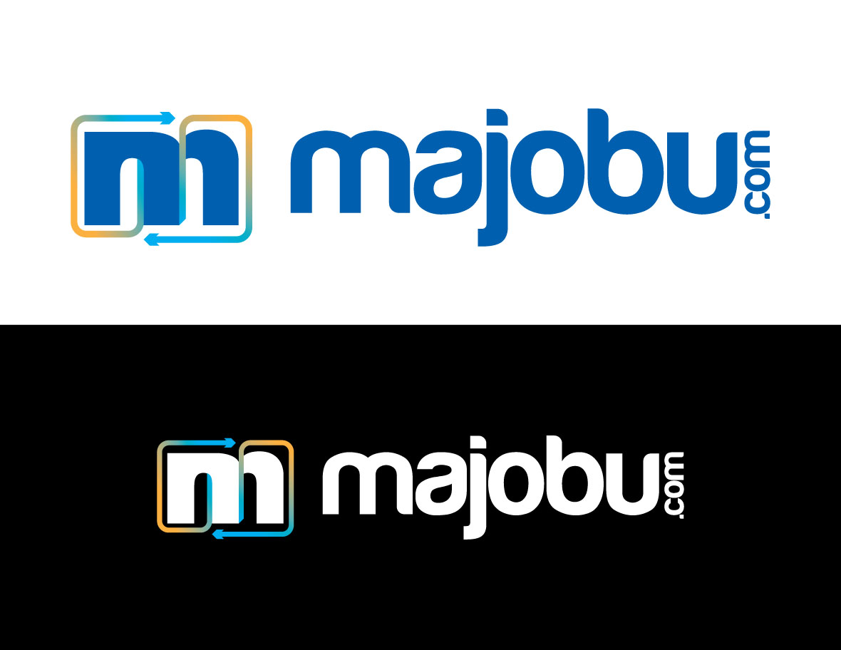 Logo Design by Private User - Entry No. 74 in the Logo Design Contest Inspiring Logo Design for Majobu.