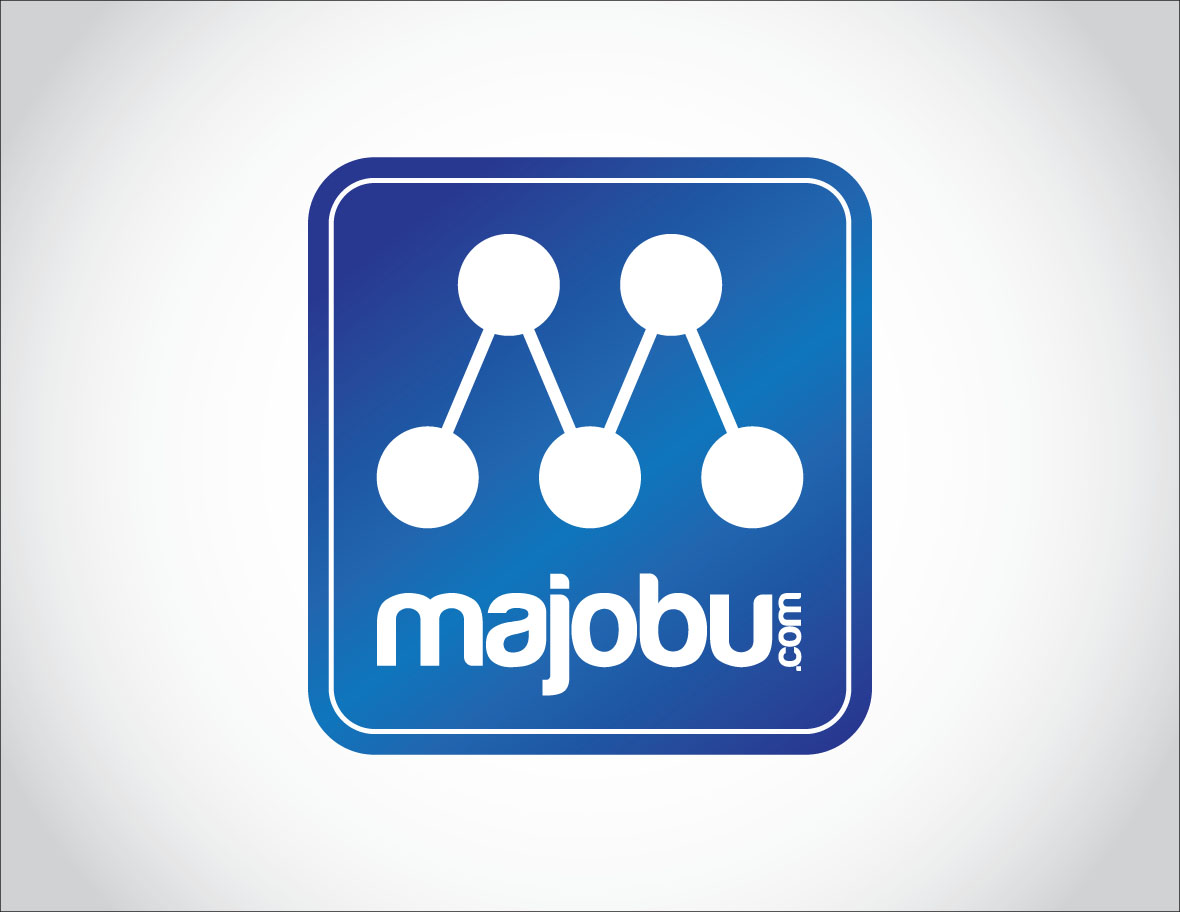 Logo Design by Private User - Entry No. 75 in the Logo Design Contest Inspiring Logo Design for Majobu.