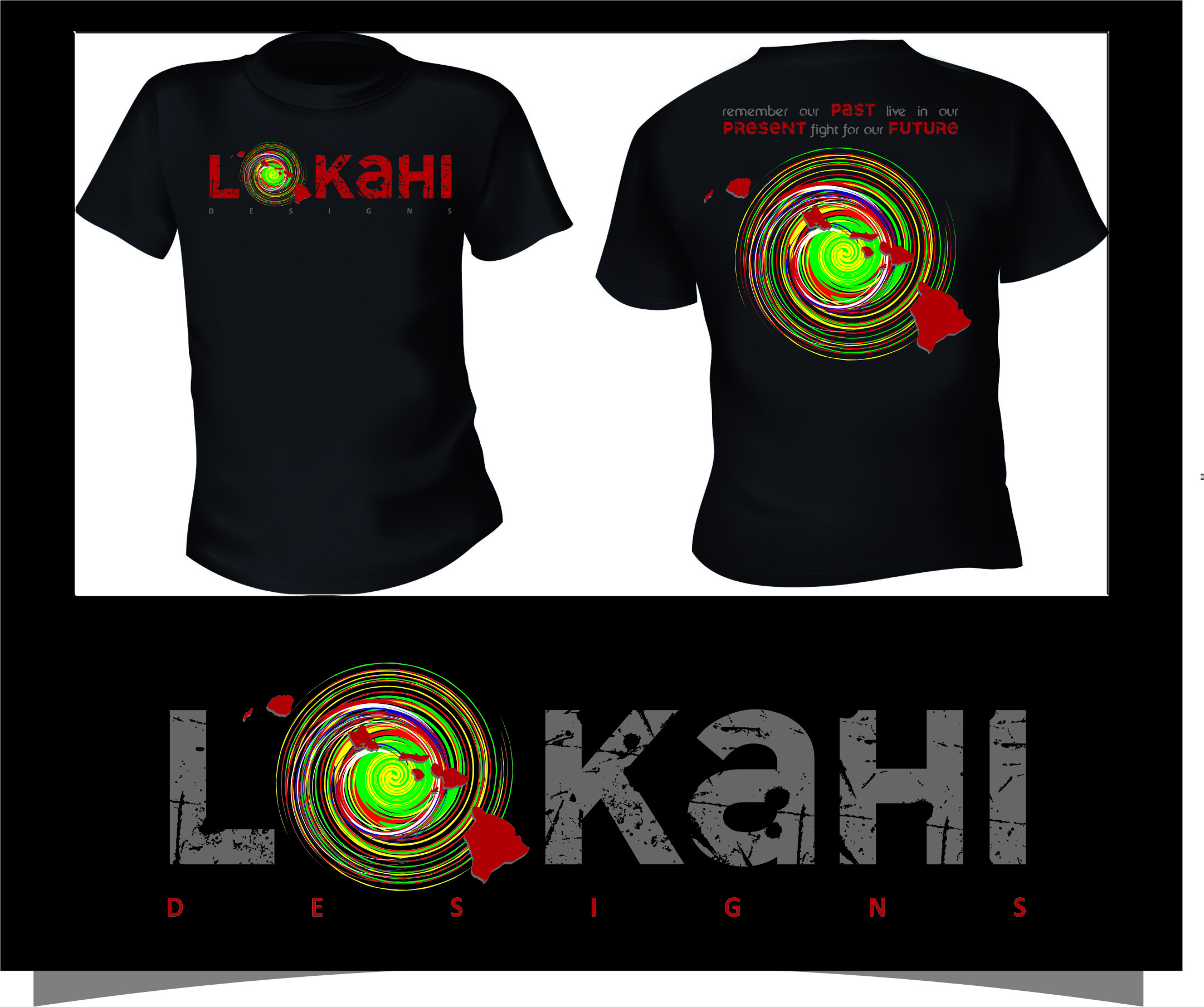 Clothing Design by RasYa Muhammad Athaya - Entry No. 49 in the Clothing Design Contest Creative Clothing Design for LOKAHI designs.