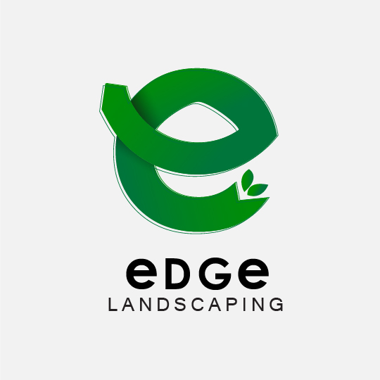 Logo Design by Top Elite - Entry No. 239 in the Logo Design Contest Inspiring Logo Design for Edge Landscaping.