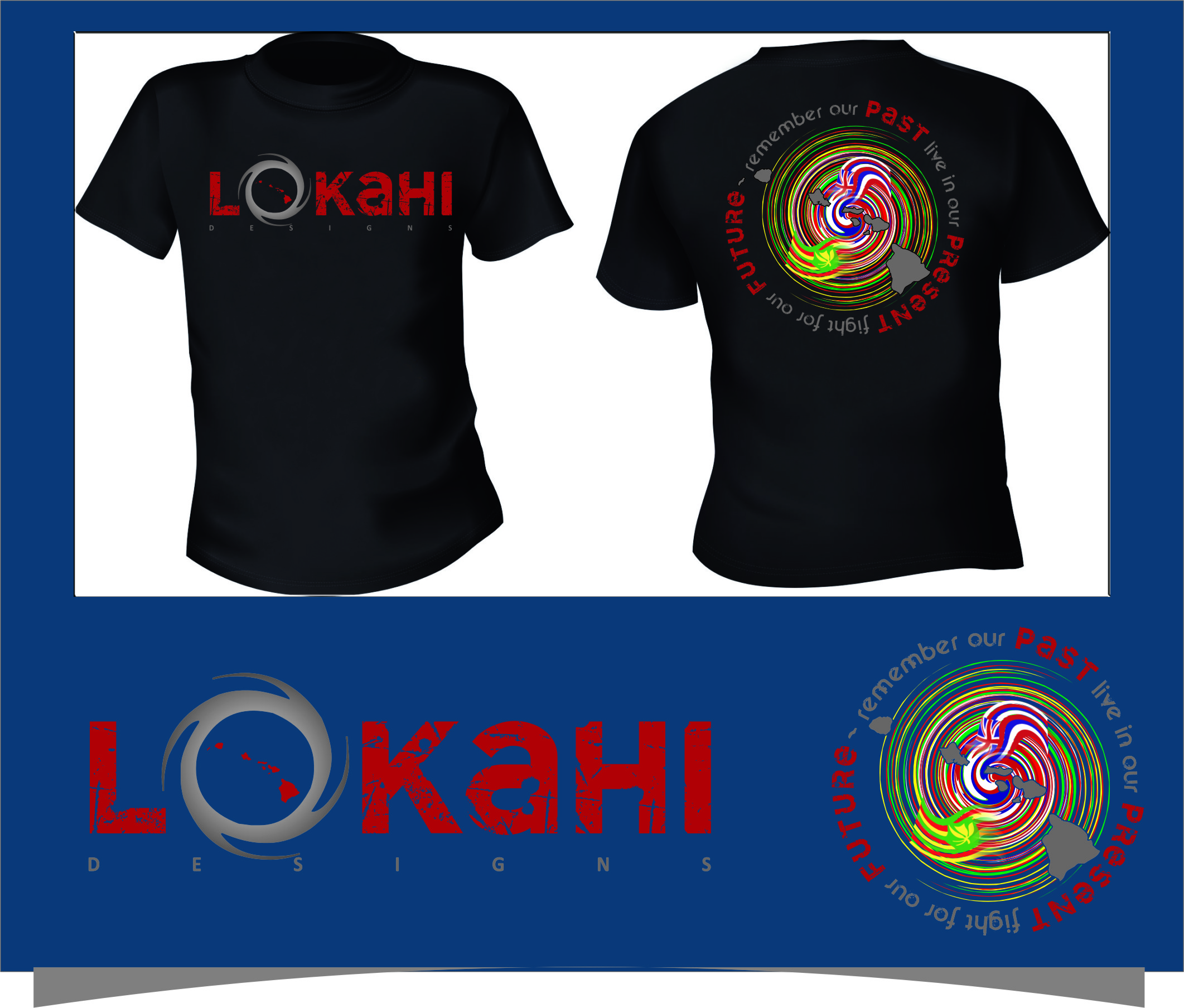 Clothing Design by Ngepet_art - Entry No. 53 in the Clothing Design Contest Creative Clothing Design for LOKAHI designs.