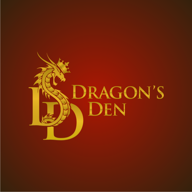 Logo Design by key - Entry No. 91 in the Logo Design Contest The Dragons' Den needs a new logo.