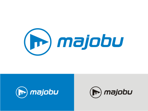 Logo Design by key - Entry No. 82 in the Logo Design Contest Inspiring Logo Design for Majobu.