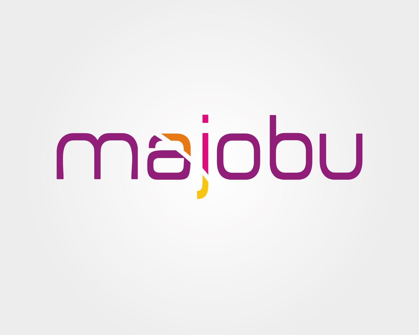 Logo Design by VENTSISLAV KOVACHEV - Entry No. 85 in the Logo Design Contest Inspiring Logo Design for Majobu.
