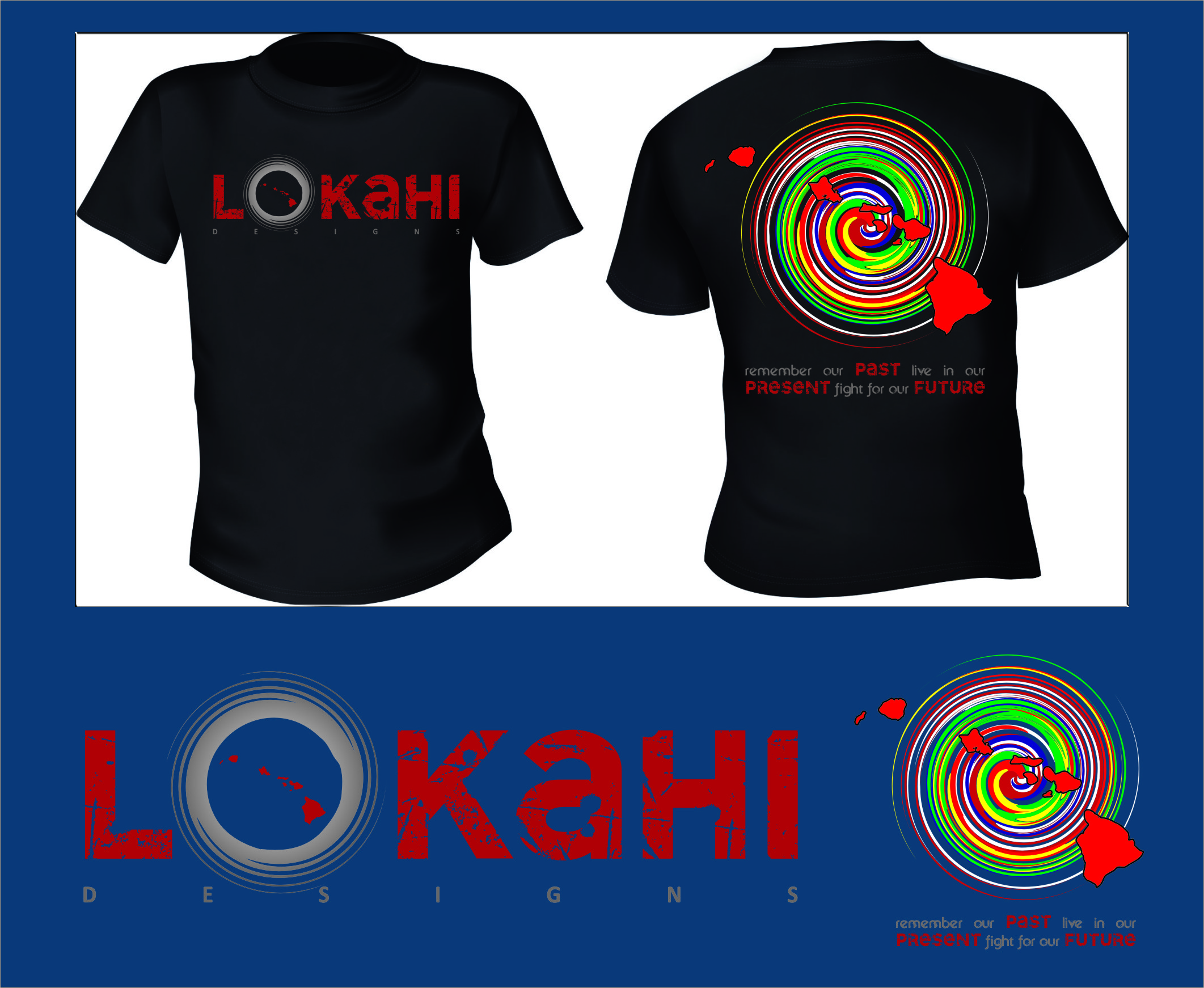 Clothing Design by Ngepet_art - Entry No. 57 in the Clothing Design Contest Creative Clothing Design for LOKAHI designs.