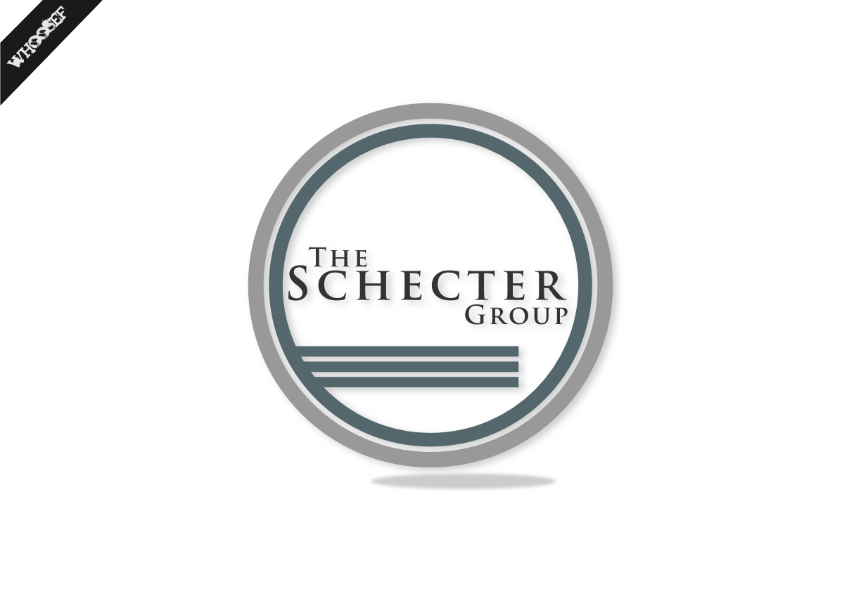 Logo Design by whoosef - Entry No. 83 in the Logo Design Contest Inspiring Logo Design for The Schecter Group.