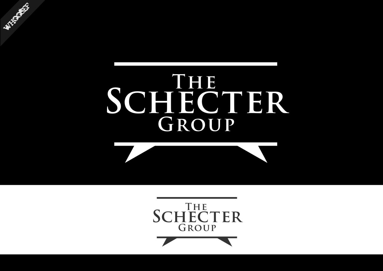 Logo Design by whoosef - Entry No. 85 in the Logo Design Contest Inspiring Logo Design for The Schecter Group.