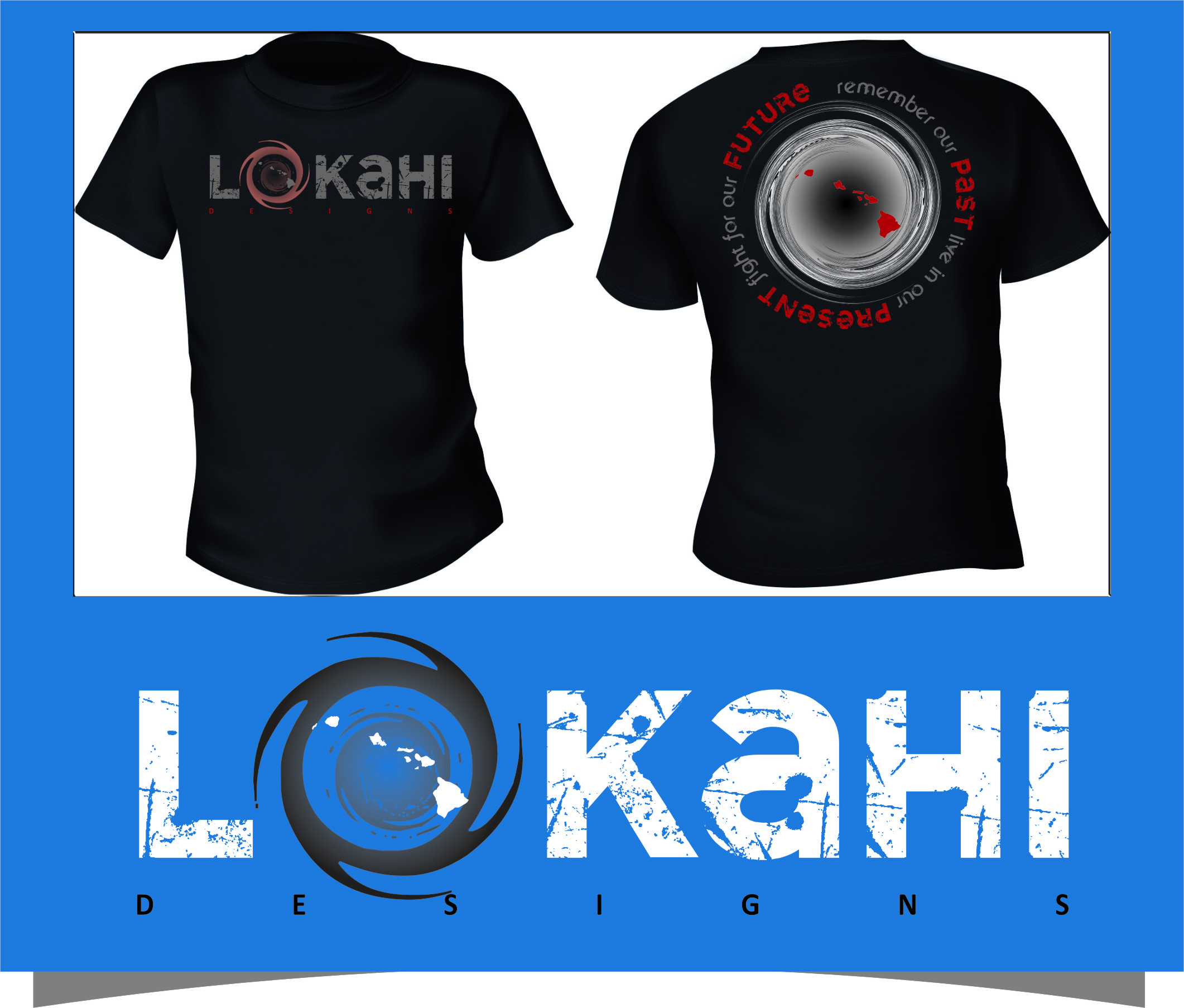 Clothing Design by RasYa Muhammad Athaya - Entry No. 60 in the Clothing Design Contest Creative Clothing Design for LOKAHI designs.