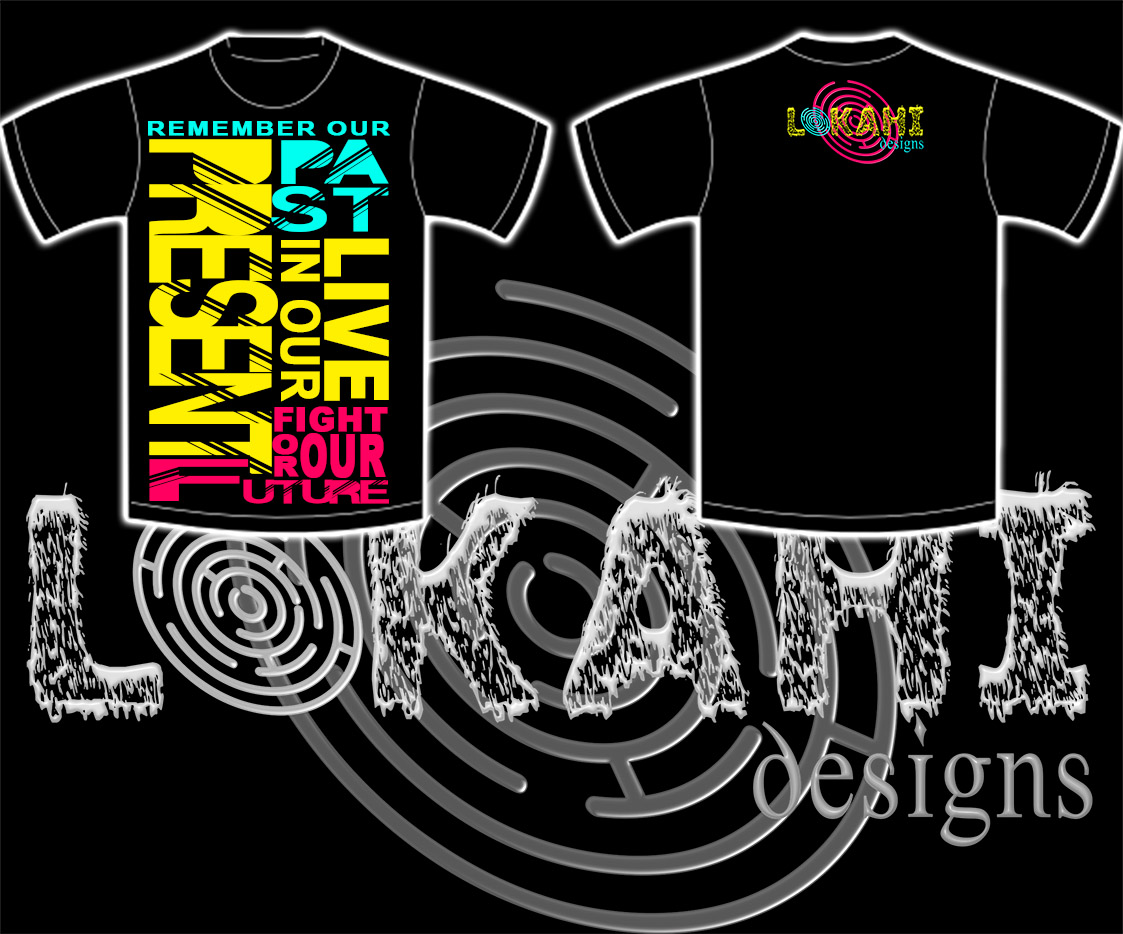 Clothing Design by Earl Bangot - Entry No. 61 in the Clothing Design Contest Creative Clothing Design for LOKAHI designs.