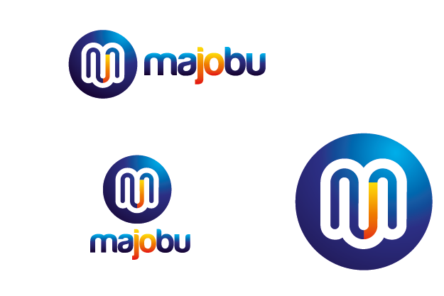 Logo Design by Private User - Entry No. 96 in the Logo Design Contest Inspiring Logo Design for Majobu.
