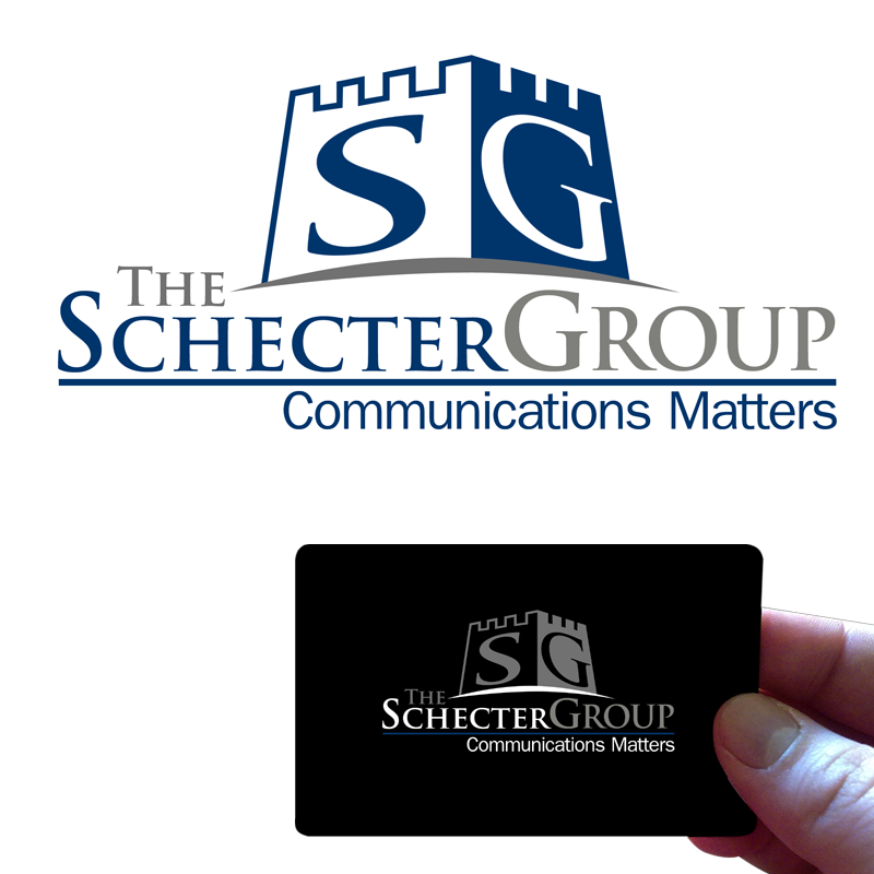 Logo Design by Private User - Entry No. 89 in the Logo Design Contest Inspiring Logo Design for The Schecter Group.