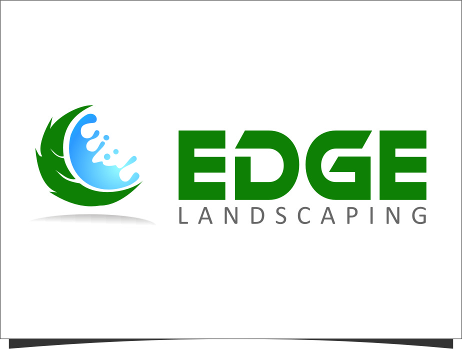 Logo Design by RoSyid Rono-Rene On Java - Entry No. 261 in the Logo Design Contest Inspiring Logo Design for Edge Landscaping.
