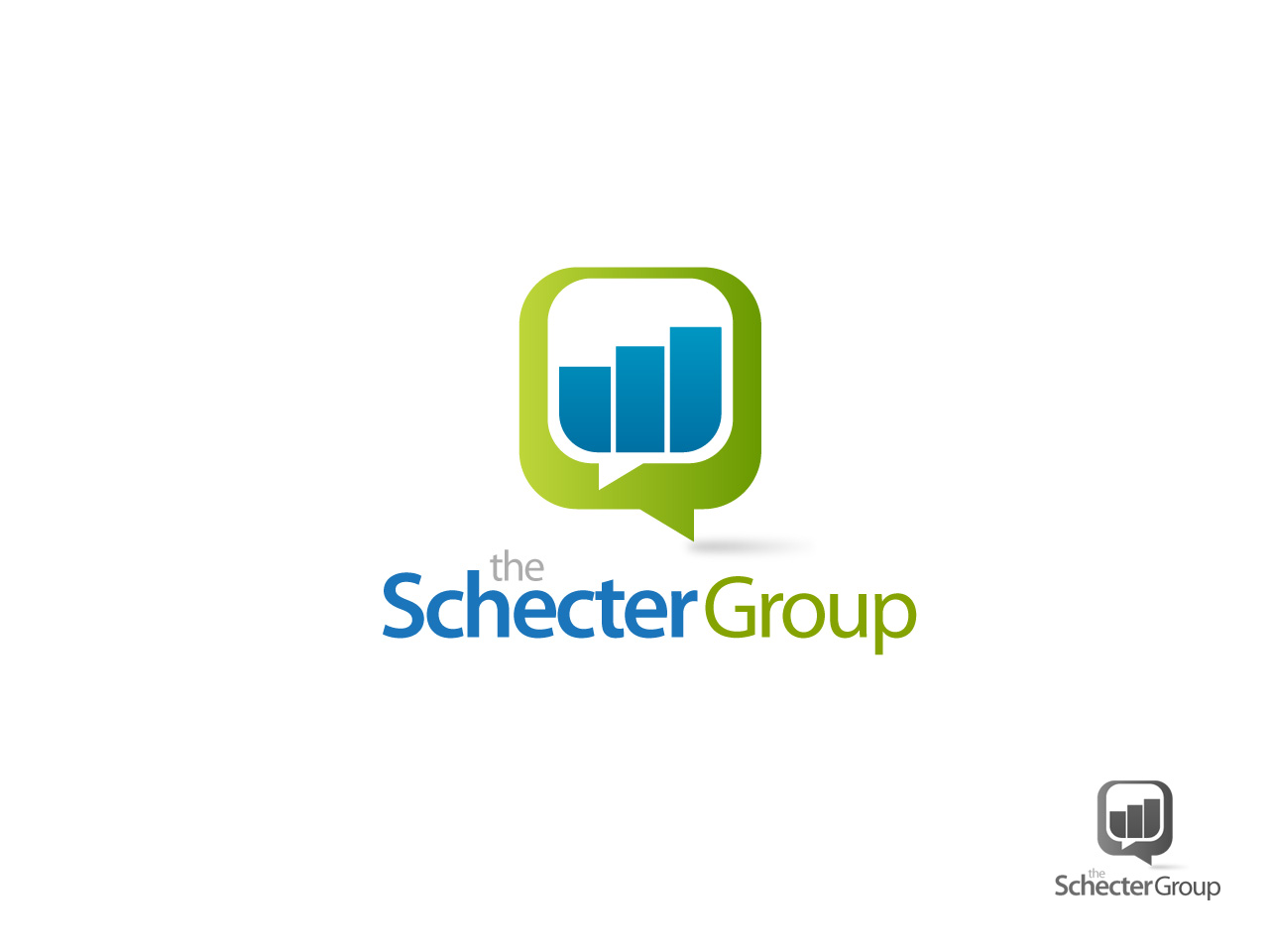 Logo Design by jpbituin - Entry No. 93 in the Logo Design Contest Inspiring Logo Design for The Schecter Group.