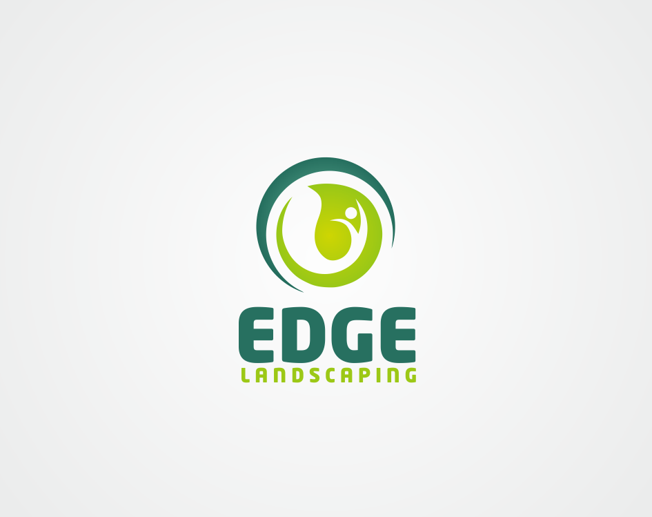 Logo Design by kirmis - Entry No. 273 in the Logo Design Contest Inspiring Logo Design for Edge Landscaping.
