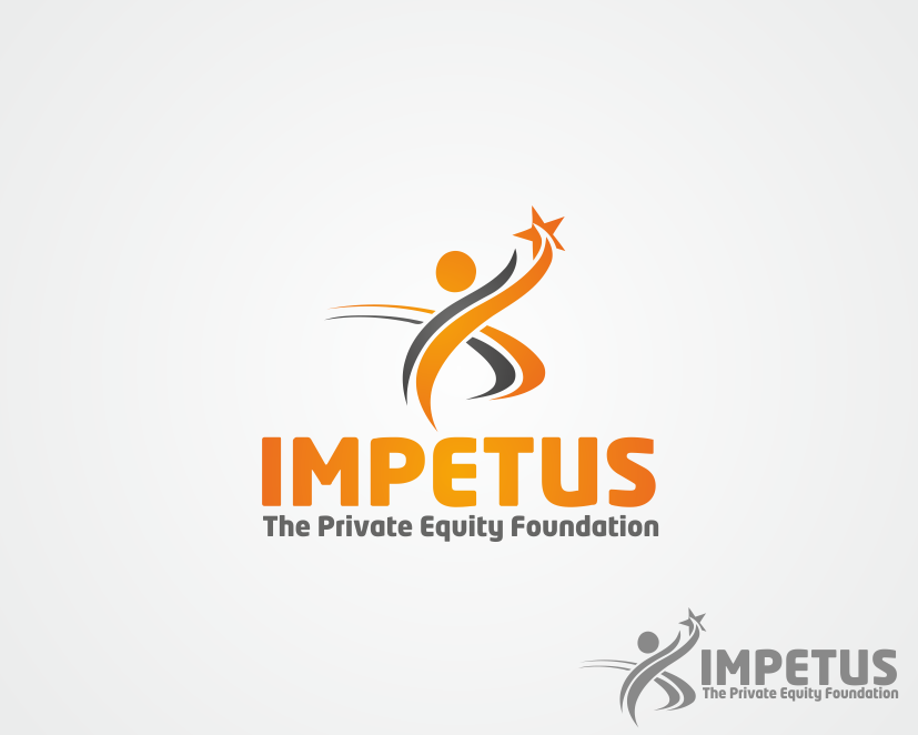 Logo Design by kirmis - Entry No. 26 in the Logo Design Contest New Logo Design for Impetus - The Private Equity Foundation.