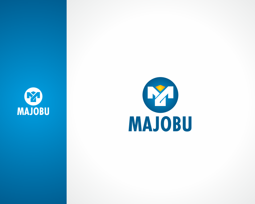 Logo Design by kirmis - Entry No. 107 in the Logo Design Contest Inspiring Logo Design for Majobu.