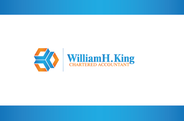 Logo Design by Private User - Entry No. 165 in the Logo Design Contest New Logo Design for William H. King, Chartered Accountant.