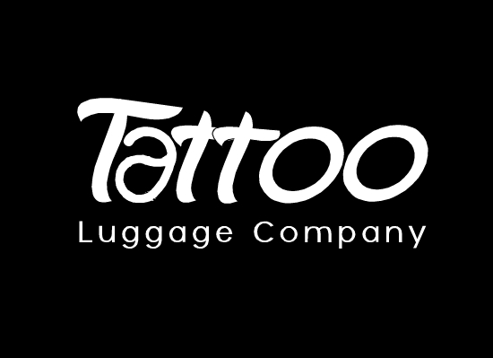 Logo Design by Ismail Adhi Wibowo - Entry No. 5 in the Logo Design Contest Artistic Logo Design for Tattoo Luggage Company.