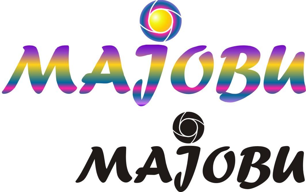 Logo Design by Korsunov Oleg - Entry No. 111 in the Logo Design Contest Inspiring Logo Design for Majobu.