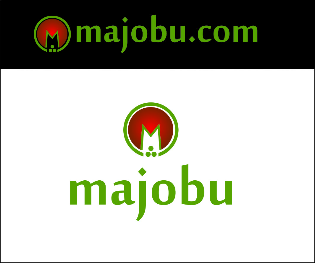 Logo Design by Agus Martoyo - Entry No. 114 in the Logo Design Contest Inspiring Logo Design for Majobu.