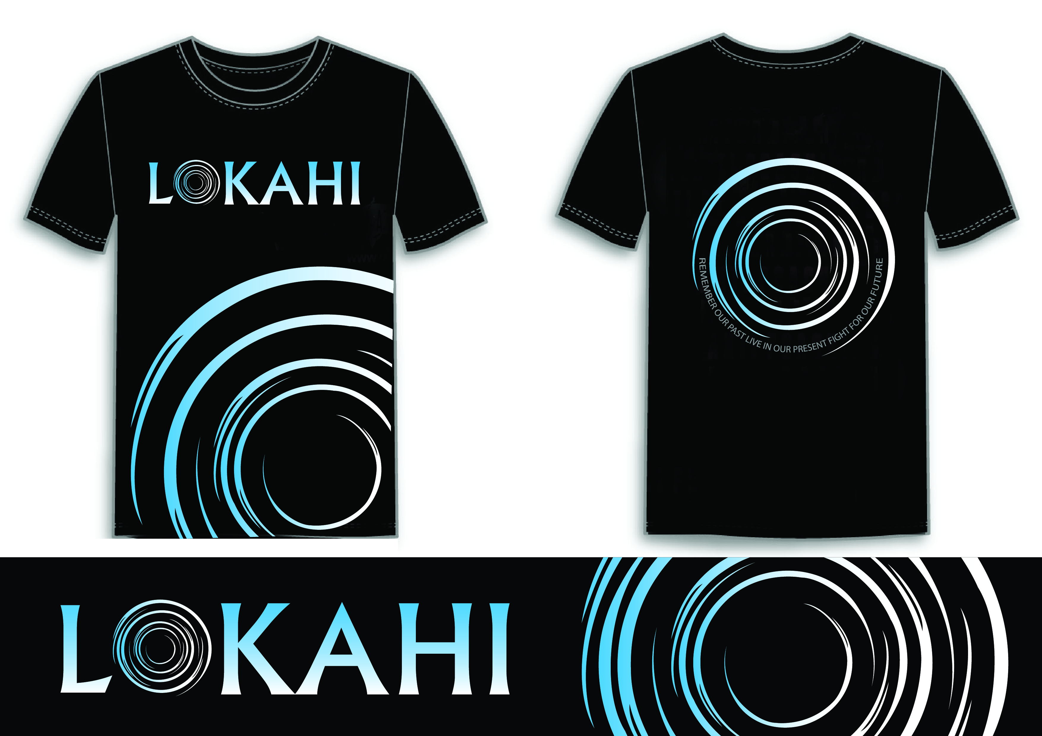 Clothing Design by 3draw - Entry No. 63 in the Clothing Design Contest Creative Clothing Design for LOKAHI designs.