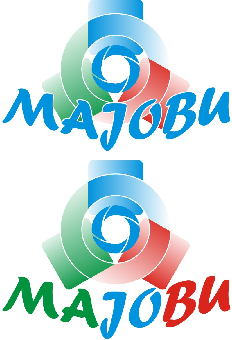 Logo Design by Korsunov Oleg - Entry No. 115 in the Logo Design Contest Inspiring Logo Design for Majobu.