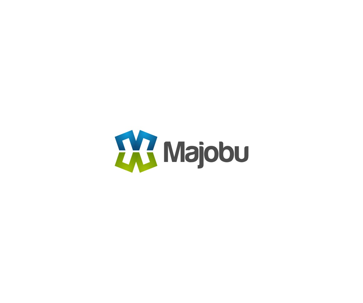 Logo Design by untung - Entry No. 116 in the Logo Design Contest Inspiring Logo Design for Majobu.