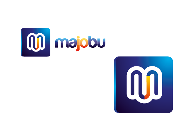 Logo Design by Private User - Entry No. 117 in the Logo Design Contest Inspiring Logo Design for Majobu.