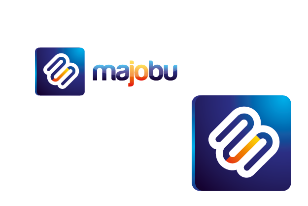 Logo Design by Private User - Entry No. 118 in the Logo Design Contest Inspiring Logo Design for Majobu.