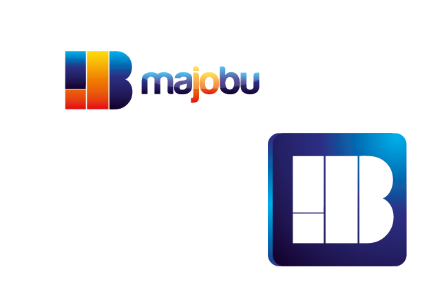 Logo Design by Private User - Entry No. 119 in the Logo Design Contest Inspiring Logo Design for Majobu.