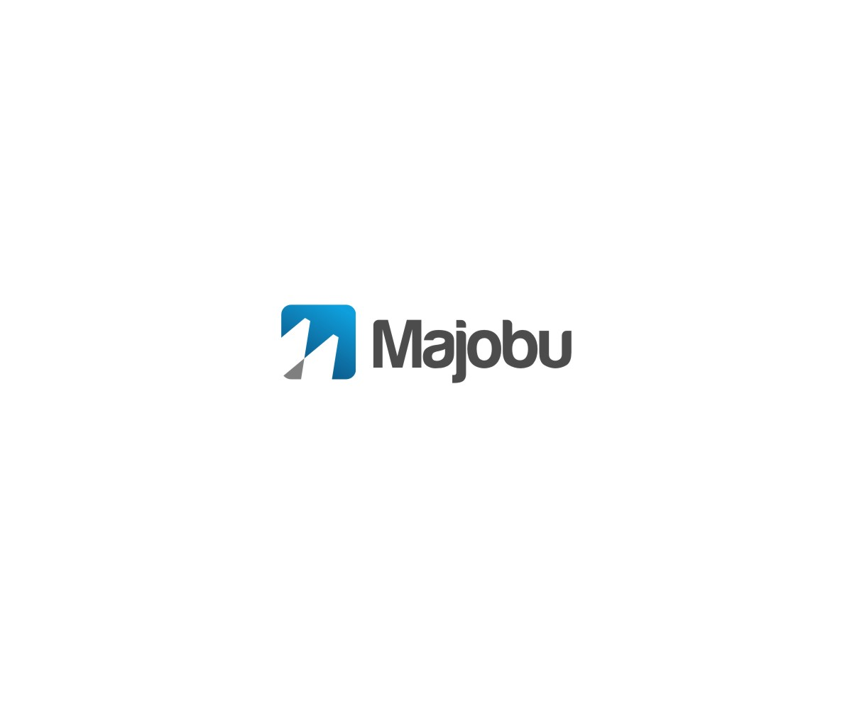 Logo Design by untung - Entry No. 120 in the Logo Design Contest Inspiring Logo Design for Majobu.