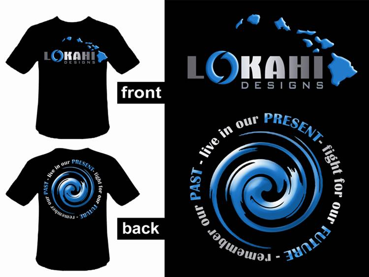 Clothing Design by Respati Himawan - Entry No. 65 in the Clothing Design Contest Creative Clothing Design for LOKAHI designs.