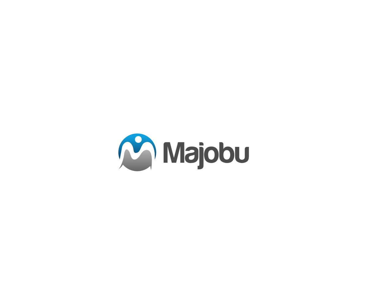 Logo Design by untung - Entry No. 121 in the Logo Design Contest Inspiring Logo Design for Majobu.