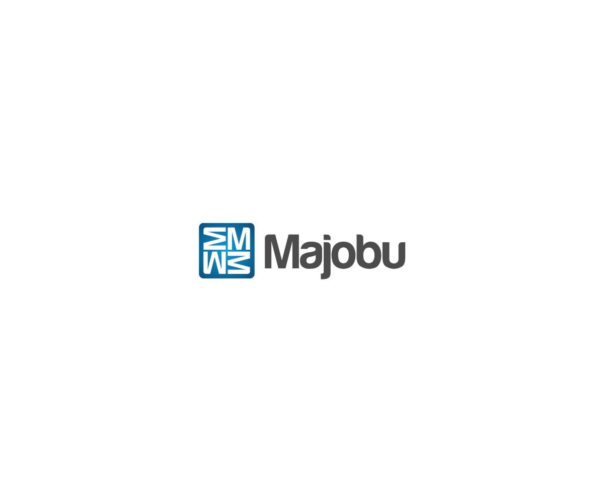 Logo Design by untung - Entry No. 122 in the Logo Design Contest Inspiring Logo Design for Majobu.