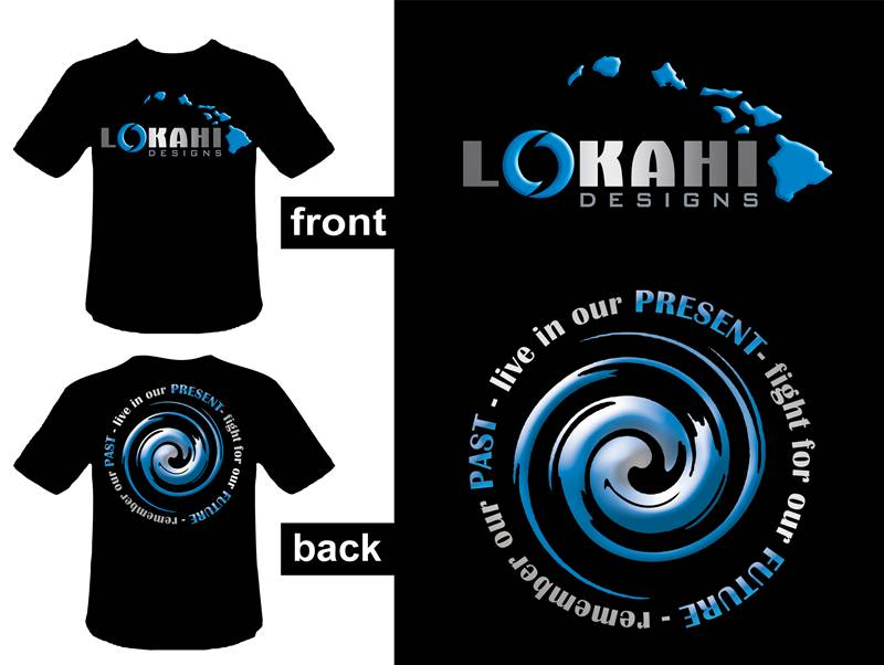 Clothing Design by Respati Himawan - Entry No. 68 in the Clothing Design Contest Creative Clothing Design for LOKAHI designs.