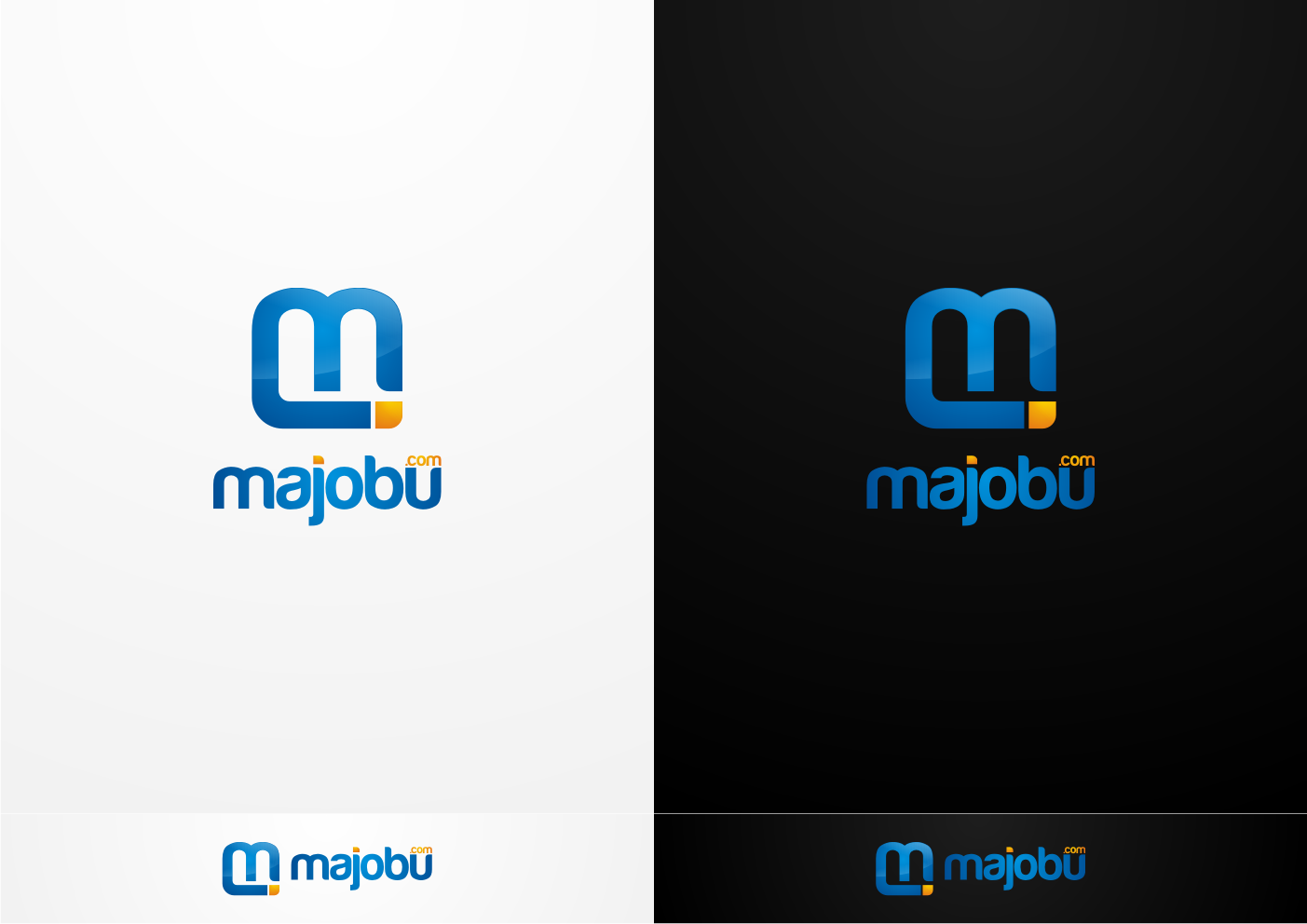 Logo Design by PayZ - Entry No. 123 in the Logo Design Contest Inspiring Logo Design for Majobu.