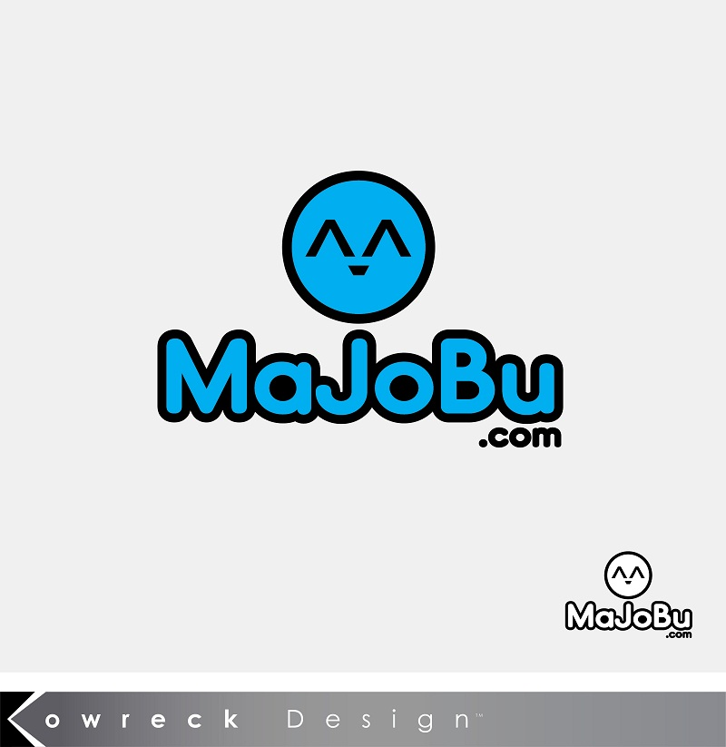 Logo Design by kowreck - Entry No. 126 in the Logo Design Contest Inspiring Logo Design for Majobu.
