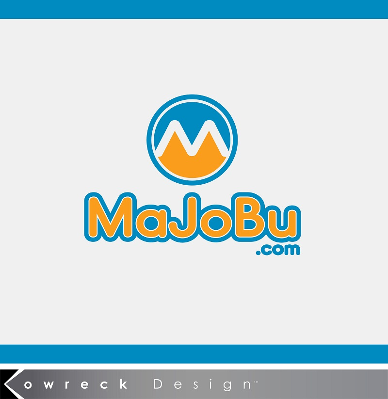 Logo Design by kowreck - Entry No. 128 in the Logo Design Contest Inspiring Logo Design for Majobu.