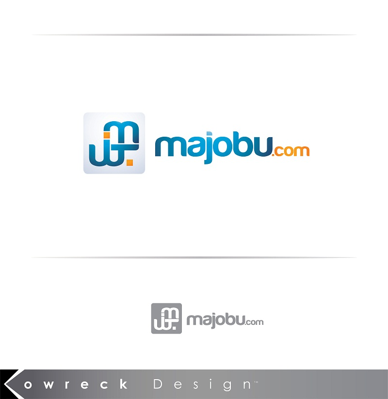 Logo Design by kowreck - Entry No. 131 in the Logo Design Contest Inspiring Logo Design for Majobu.