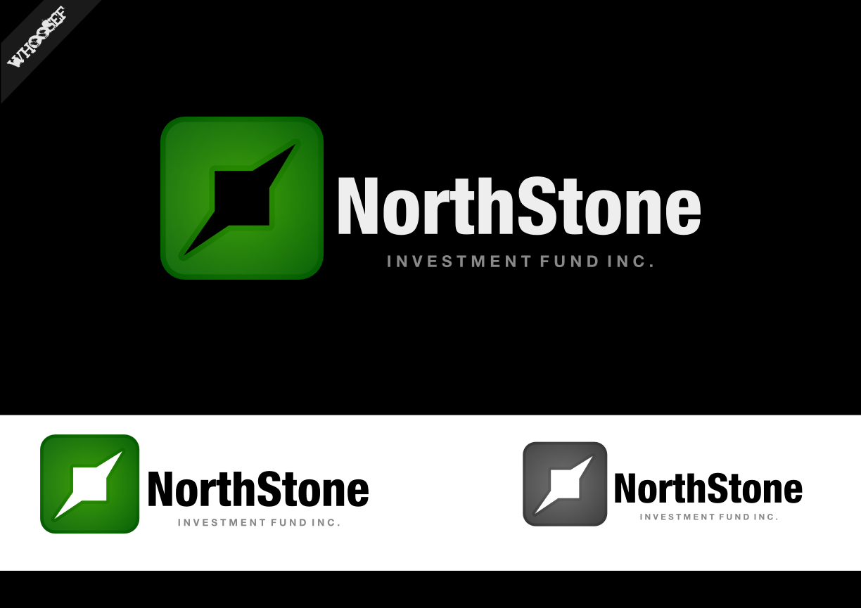 Logo Design by whoosef - Entry No. 191 in the Logo Design Contest Unique Logo Design Wanted for NorthStone Investment Fund Inc.