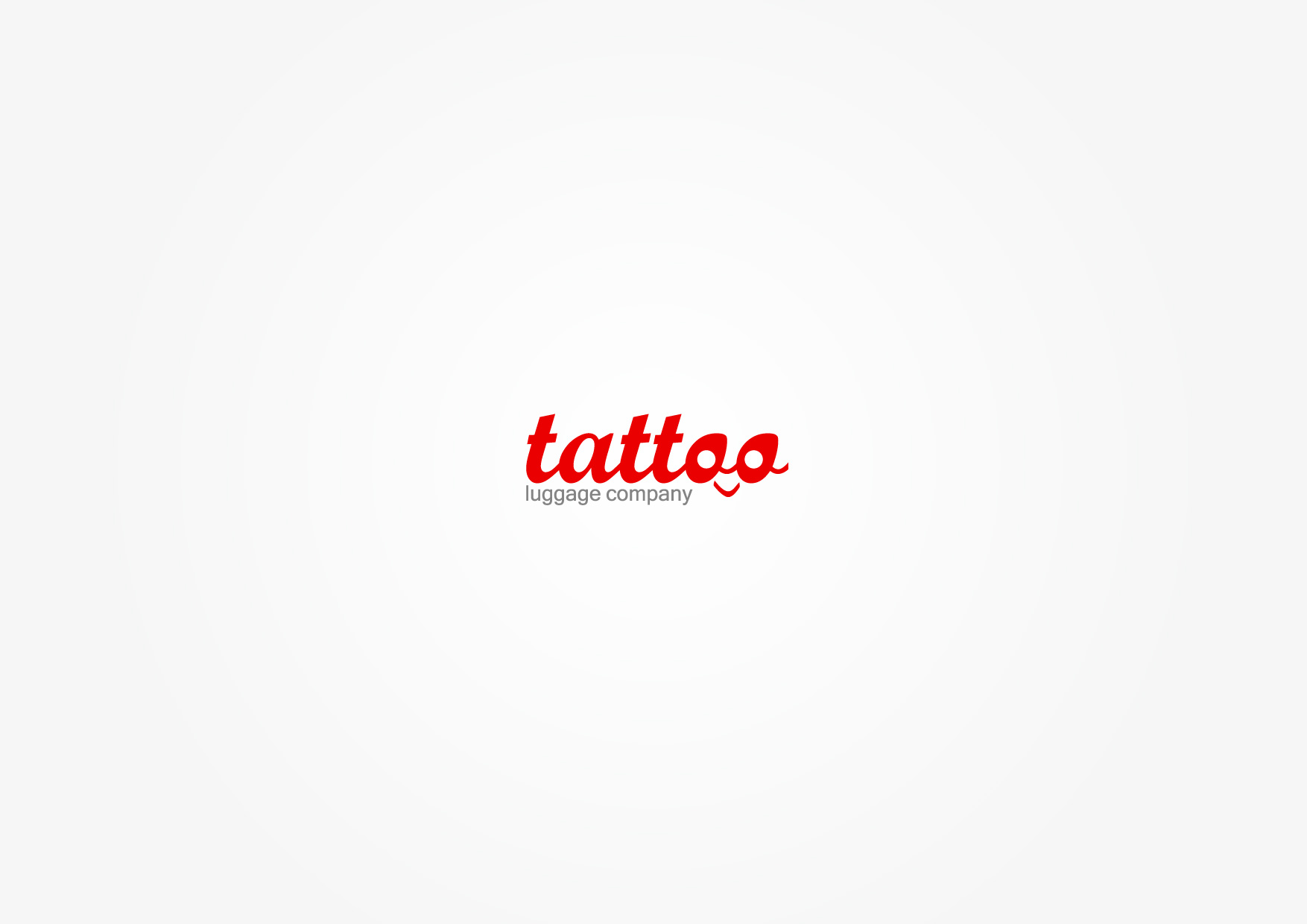 Logo Design by Osi Indra - Entry No. 14 in the Logo Design Contest Artistic Logo Design for Tattoo Luggage Company.