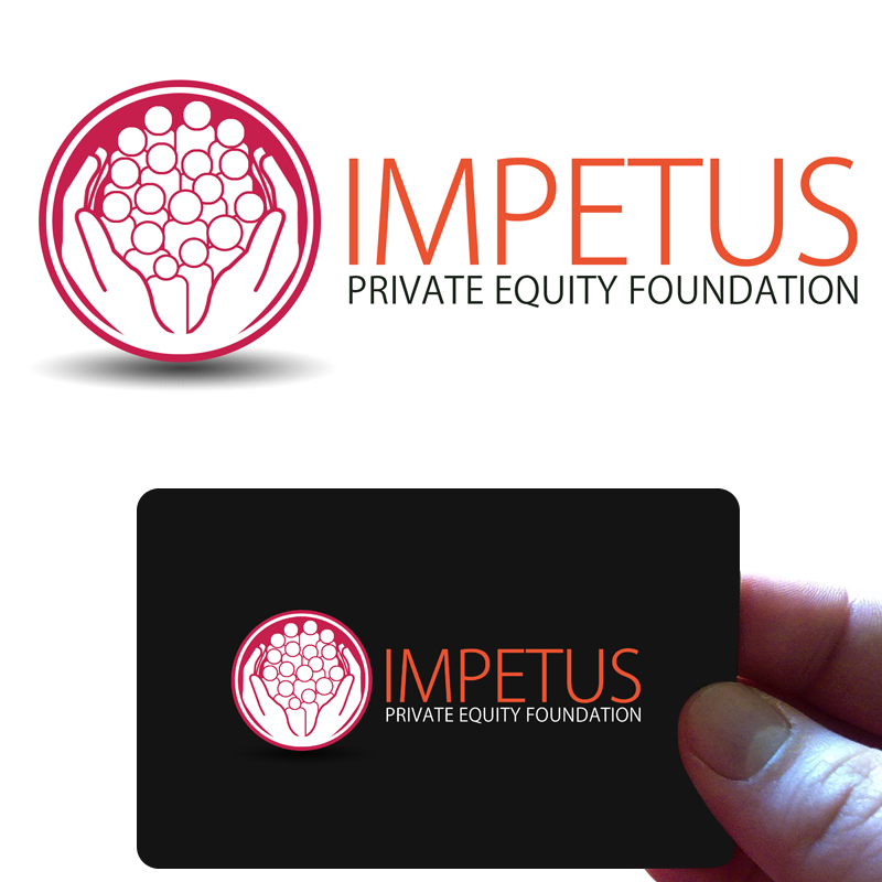 Logo Design by Robert Turla - Entry No. 30 in the Logo Design Contest New Logo Design for Impetus - The Private Equity Foundation.