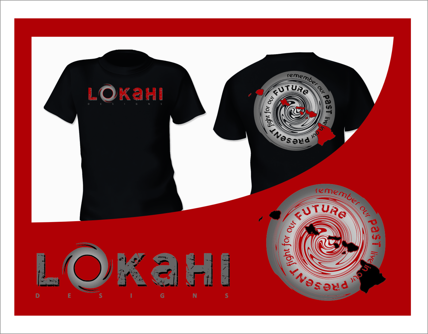 Clothing Design by Ngepet_art - Entry No. 72 in the Clothing Design Contest Creative Clothing Design for LOKAHI designs.