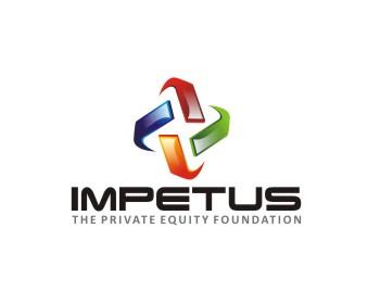 Logo Design by Reivan Ferdinan - Entry No. 37 in the Logo Design Contest New Logo Design for Impetus - The Private Equity Foundation.