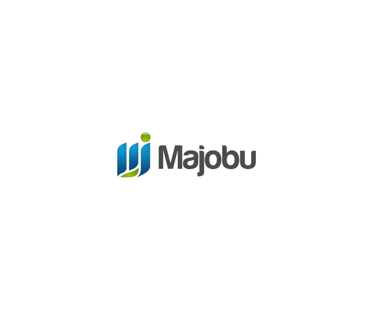 Logo Design by untung - Entry No. 139 in the Logo Design Contest Inspiring Logo Design for Majobu.