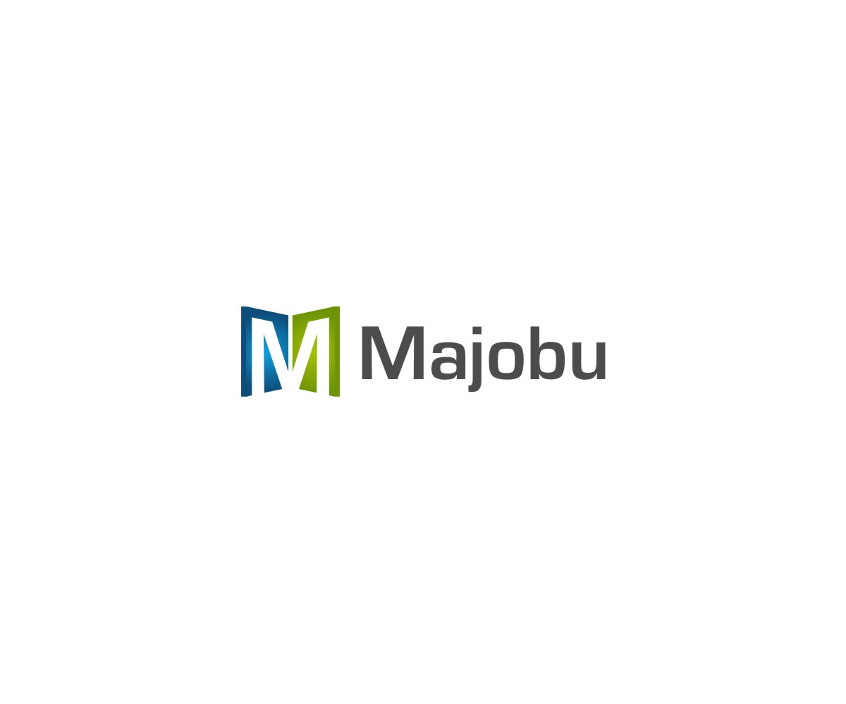 Logo Design by untung - Entry No. 140 in the Logo Design Contest Inspiring Logo Design for Majobu.