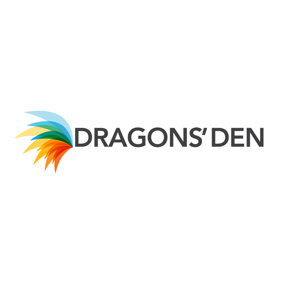 Logo Design by AndrewUJM - Entry No. 100 in the Logo Design Contest The Dragons' Den needs a new logo.